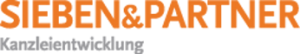 Logo Sieben & Partner - Kanzleientwicklung